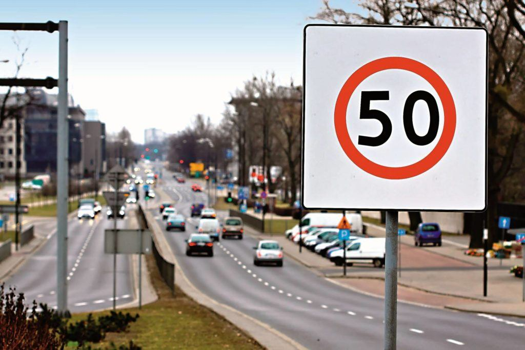 Strefy ograniczonej prędkości