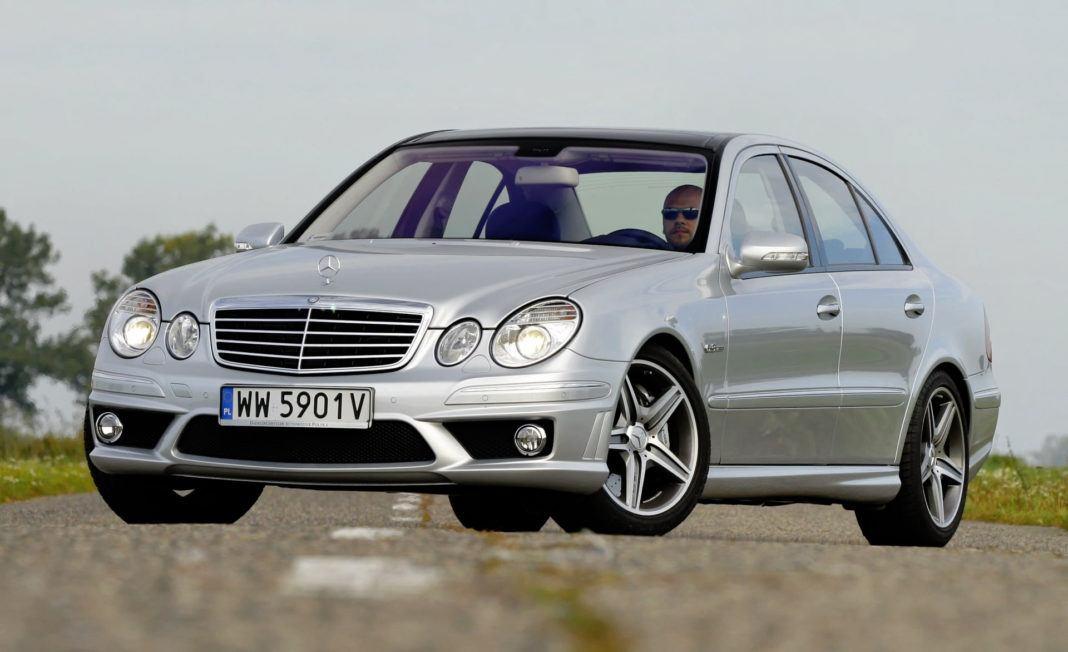 Ładowność - najlepszy - Mercedes E 63 AMG