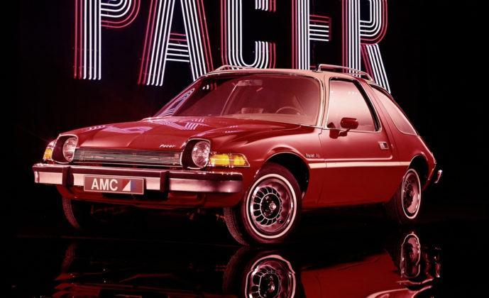 AMC Pacer - przód
