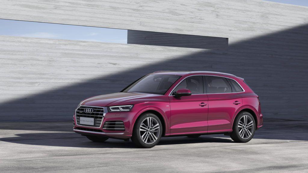 Audi Q5L (rynek chiński)