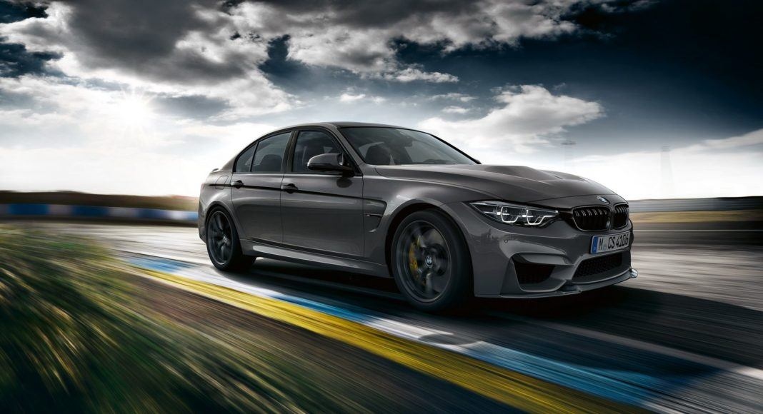 BMW M3 Club Sport (CS)