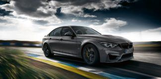 BMW M3 Club Sport (CS)