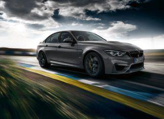 BMW M3 Club Sport – łabędzi śpiew