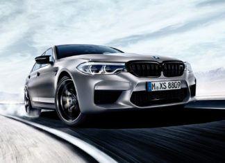 625-konne BMW M5 Competition osiąga 200 km/h w mniej niż 11 sekund!