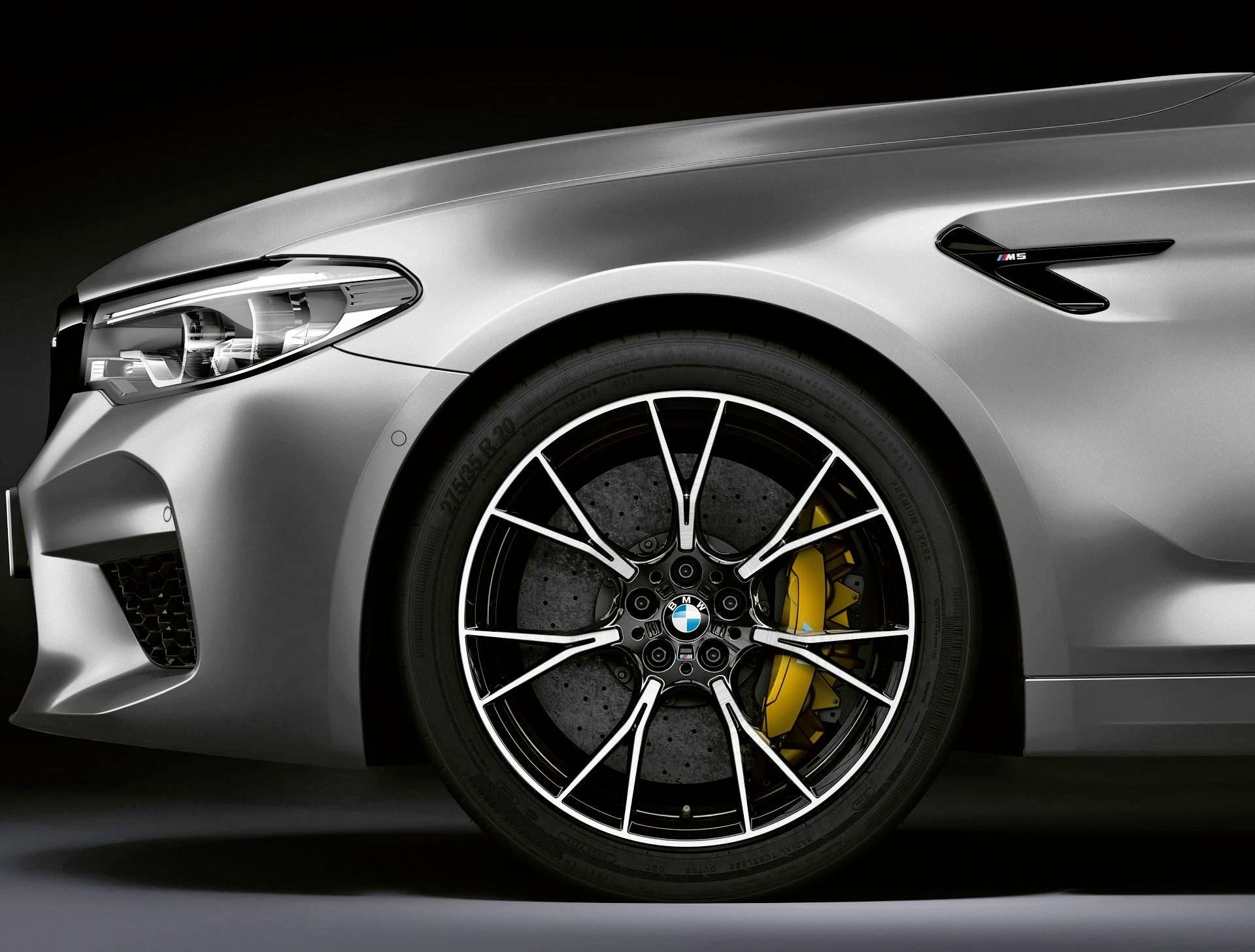BMW M5 Competition - felga