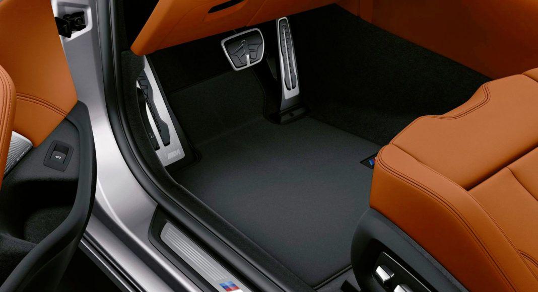 BMW M5 Competition - próg