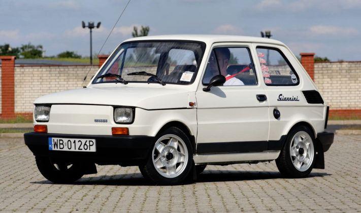 Bestseller 1993 - Fiat 126p