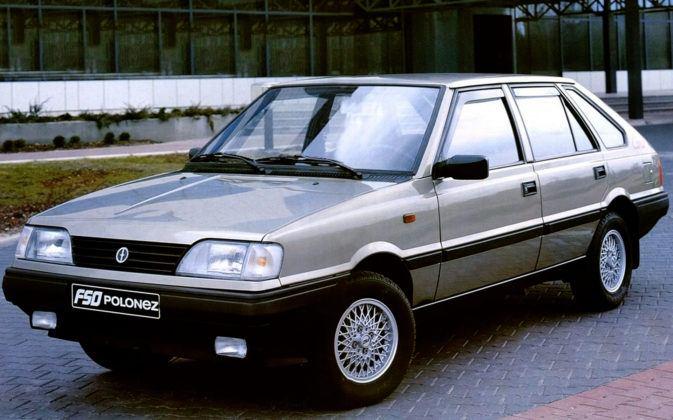 Bestseller 1994-1995 - Polonez Caro