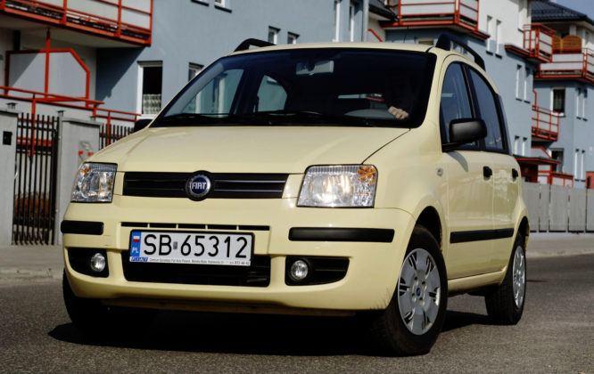 Bestseller 2004 - Fiat Panda