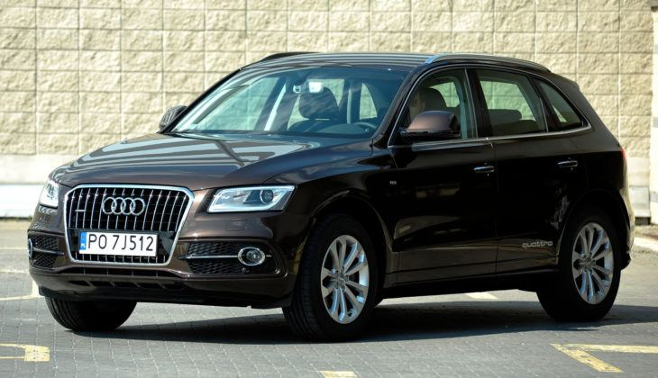 Crossovery - najgorszy - Audi Q5