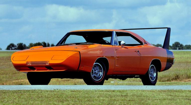 Dodge Charger Daytona - przód