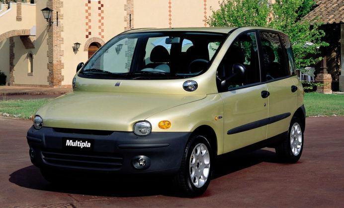 Fiat Multipla - przód