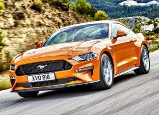 Nowy Ford Mustang - PIERWSZA JAZDA