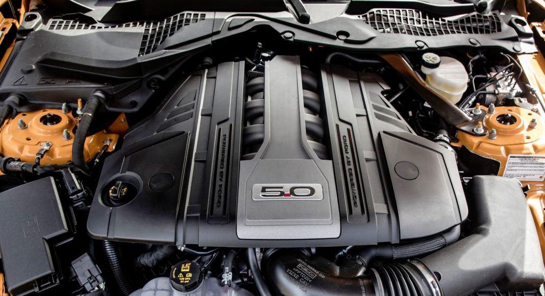 Ford Mustang FL - silnik 5.0