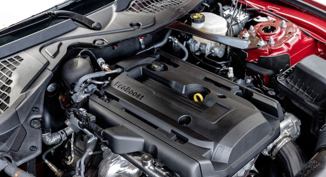 Ford Mustang FL - silnik 2.3