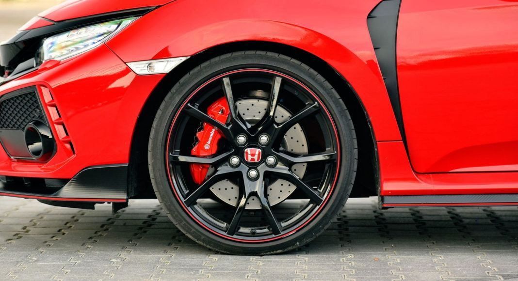 Honda Civic Type R - felga