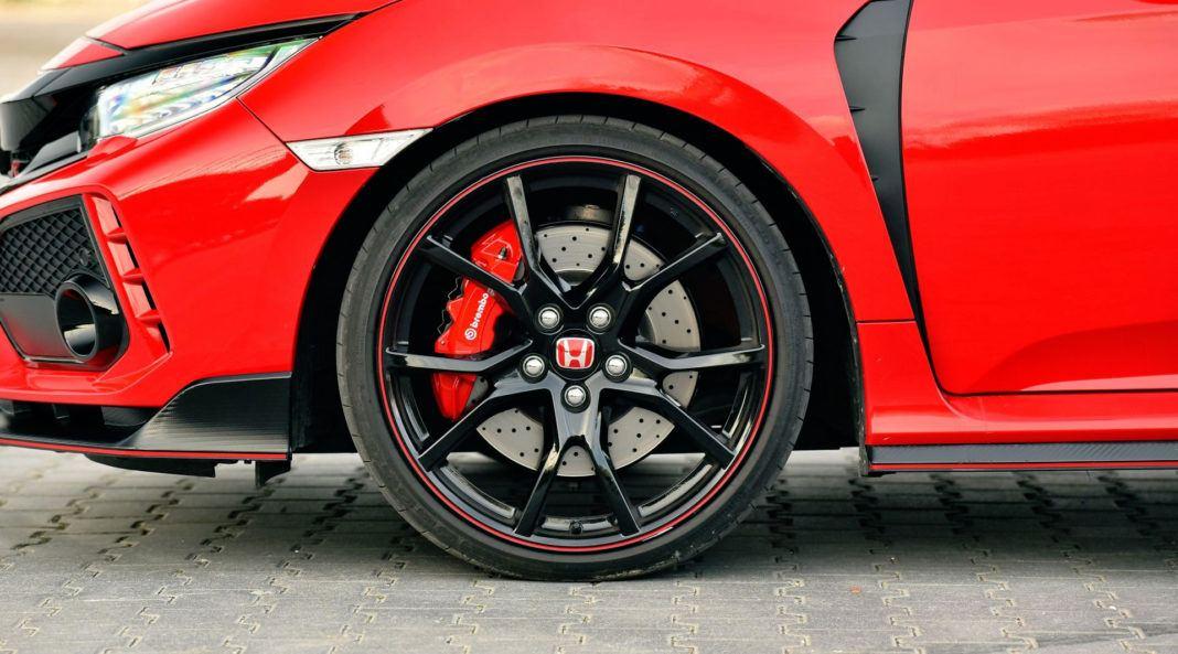 Honda Civic Type R - felga