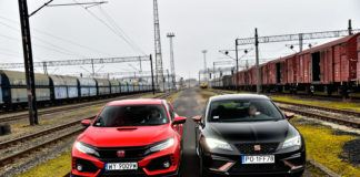 Honda Civic Type-R vs Seat Leon Cupra R
