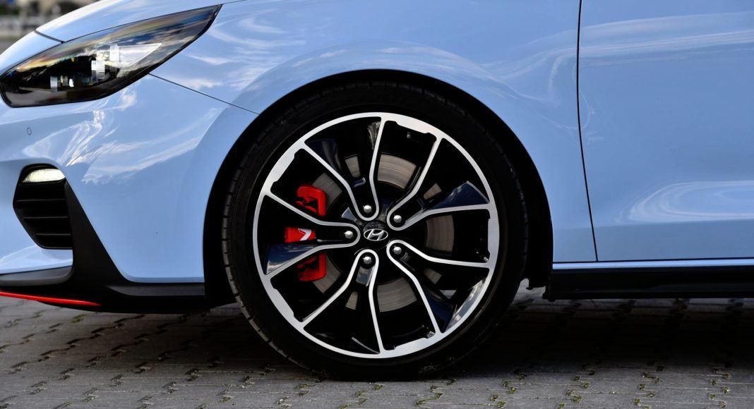 Hyundai i30 N - felga