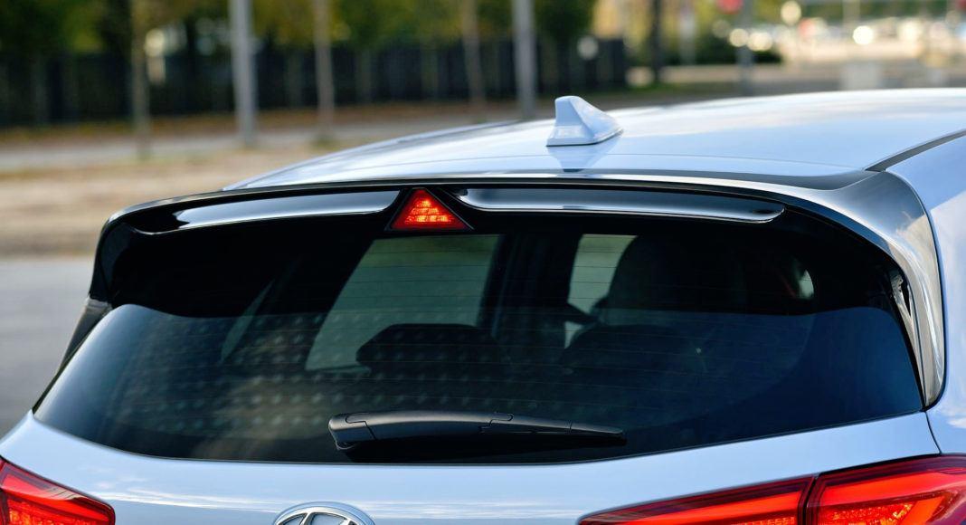 Hyundai i30 N - spojler