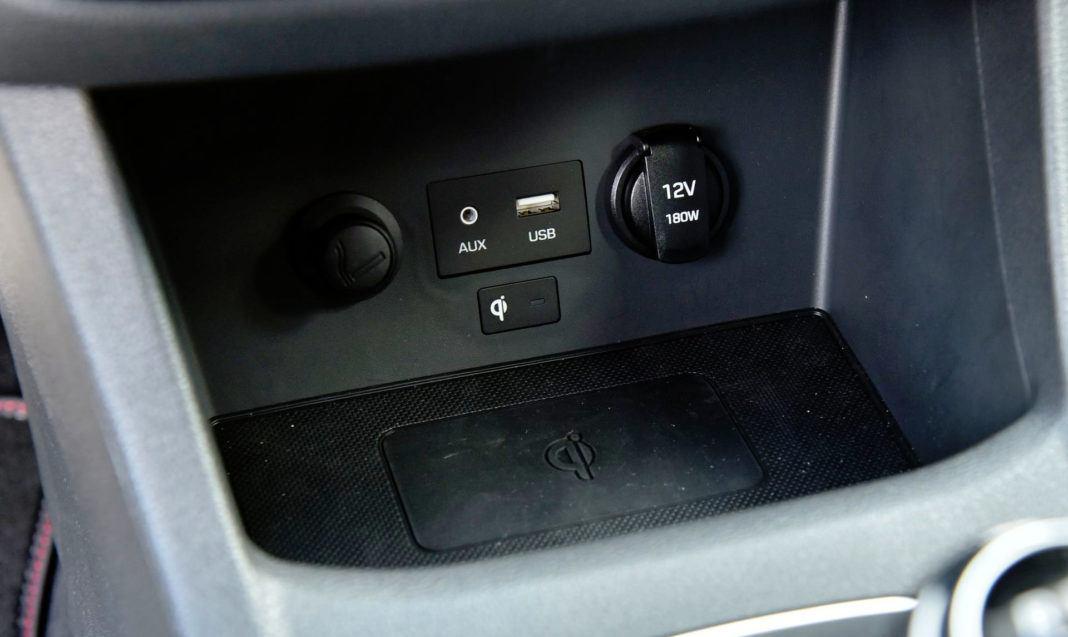 Hyundai i30 N - wejścia