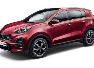 Kia Sportage po face liftingu. Popularny SUV teraz także w wersji mild hybrid