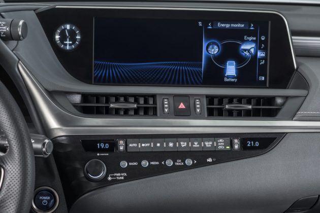 Lexus ES (2019)