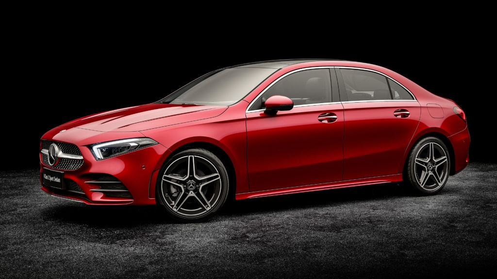 Mercedes klasy A L Sedan (rynek chiński)