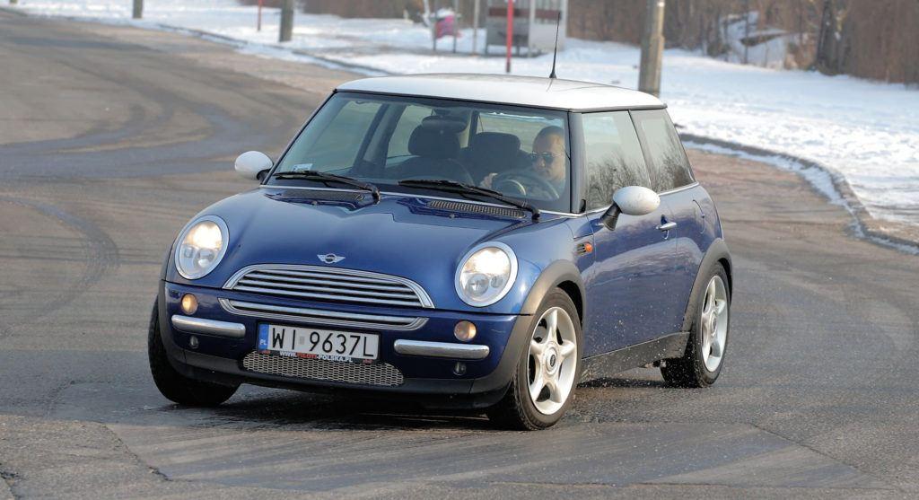 Mini Cooper - dynamiczne