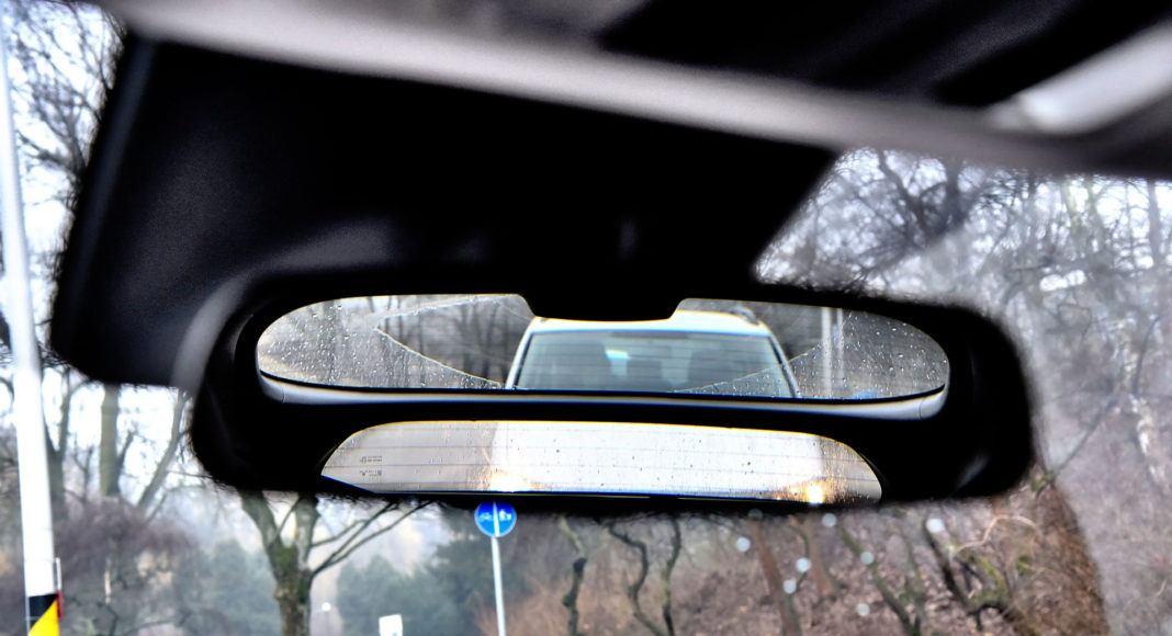 Mitsubishi Eclipse Cross - lusterko