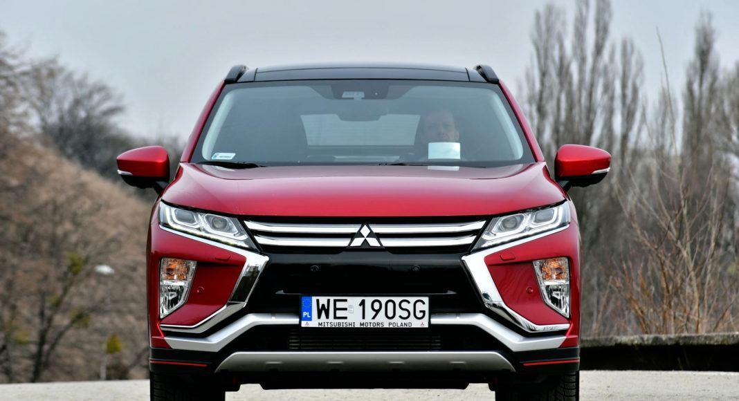 Mitsubishi Eclipse Cross - przód