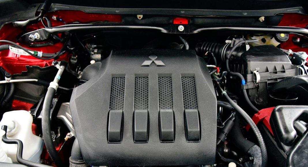 Mitsubishi Eclipse Cross - silnik