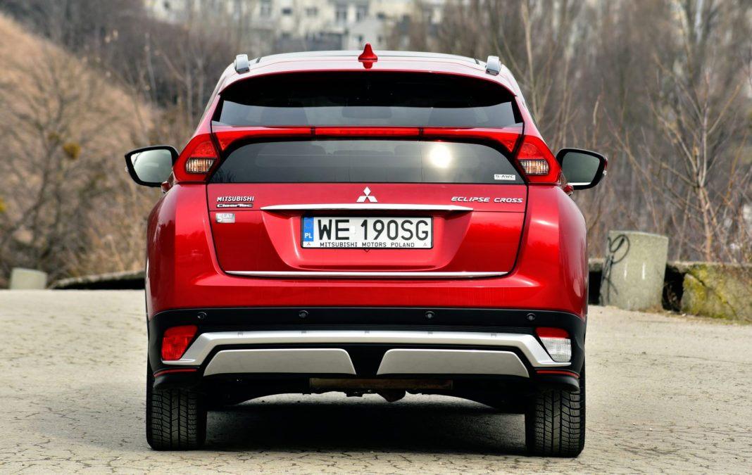 Mitsubishi Eclipse Cross - tył