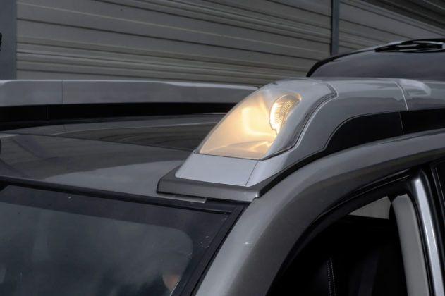 Nissan X-Trail - dodatkowe światła