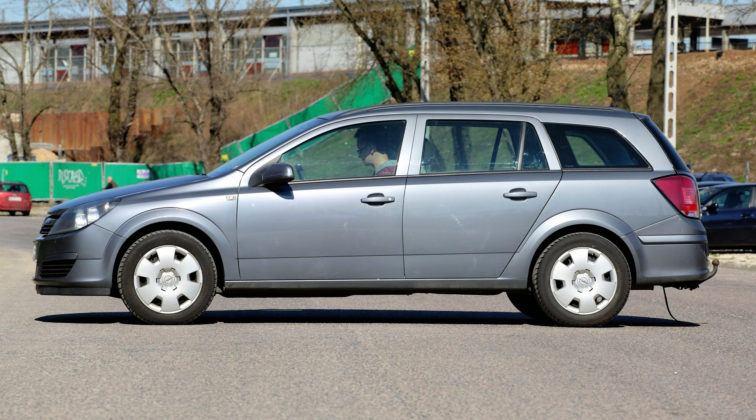 Opel Astra III Kombi