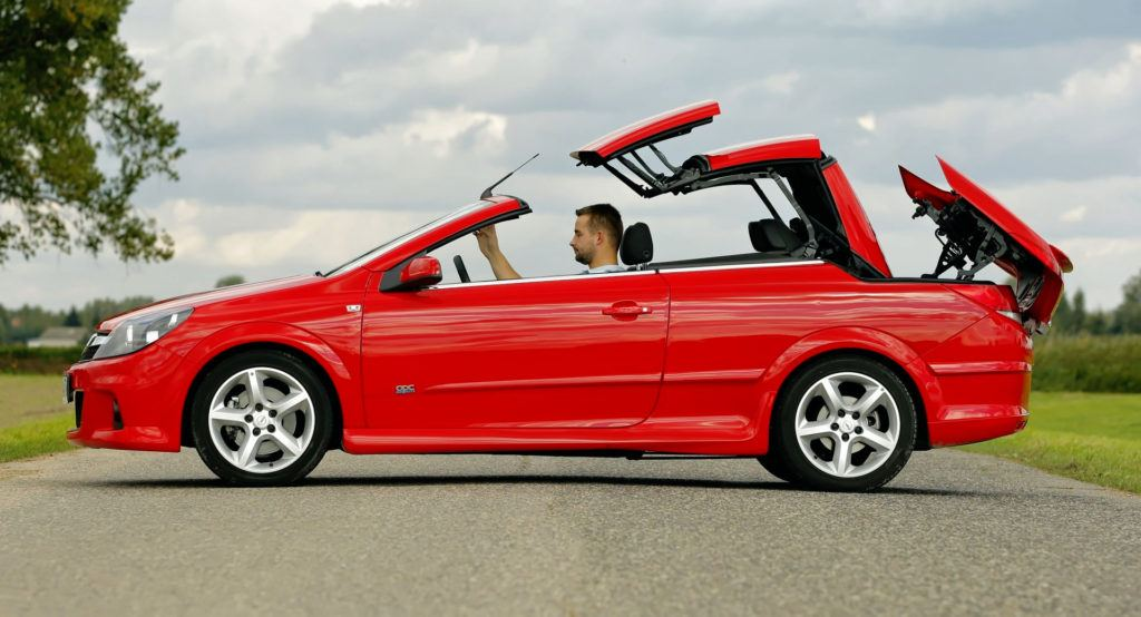 Opel Astra III TwinTop