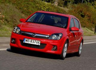 Używany Opel Astra III (H; 2004-2014) – OPINIE