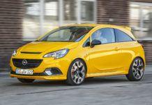 Opel Corsa GSi - otwierające