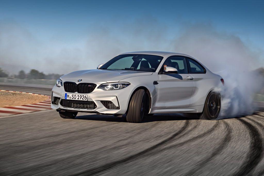 BMW M2 Competition (rok modelowy 2019)