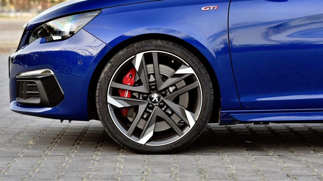 Peugeot 308 GTi - felga