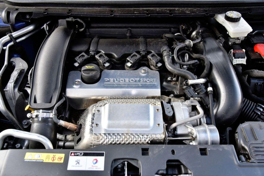 Peugeot 308 GTi - silnik