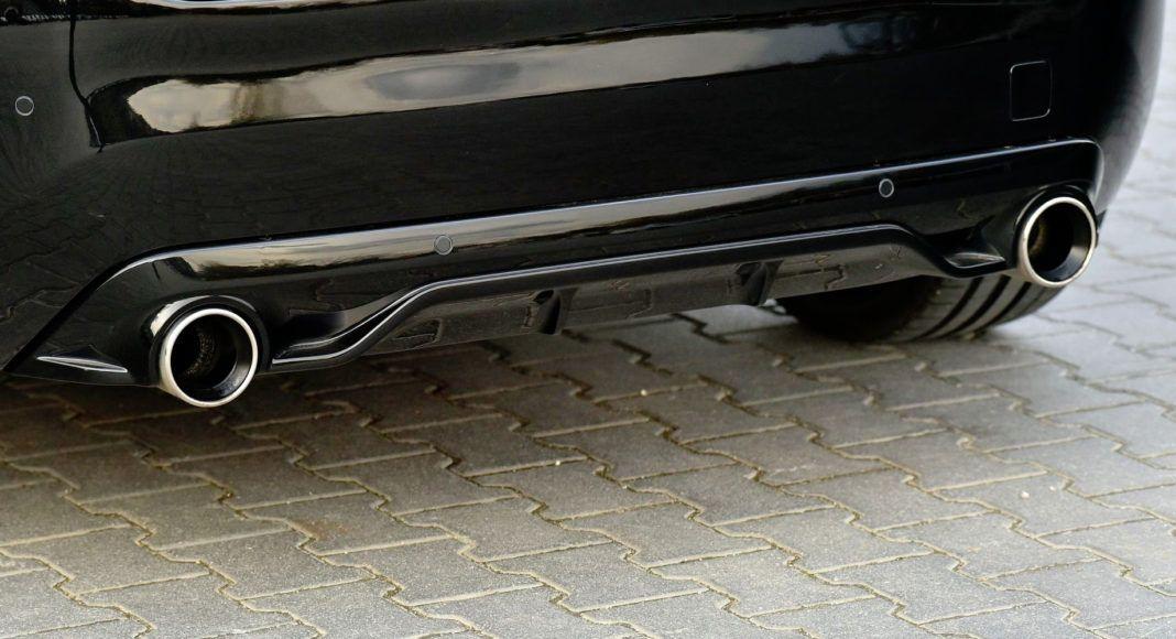 Peugeot 308 GTi - wydech