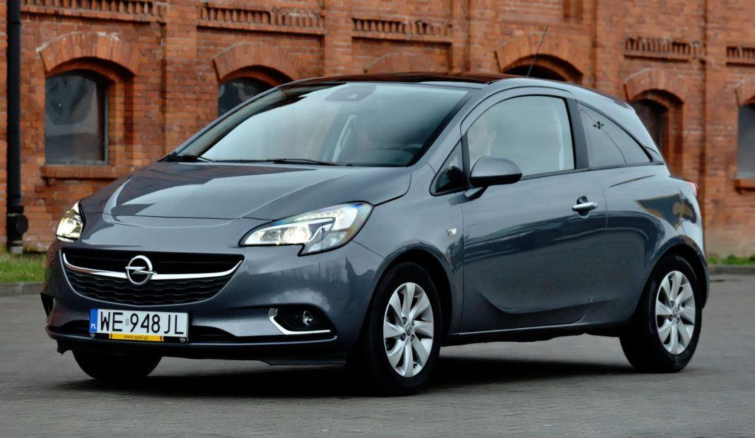 Pojemność bagażnika - najlepszy - Opel Corsa