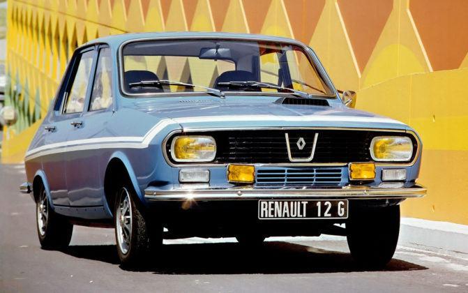 Renault 12 Gordini