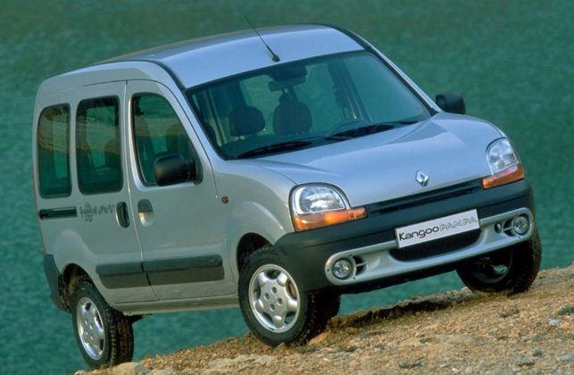 Renault Kangoo Pampa