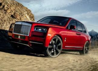 Rolls-Royce Cullinan – prawdziwy diament na kołach