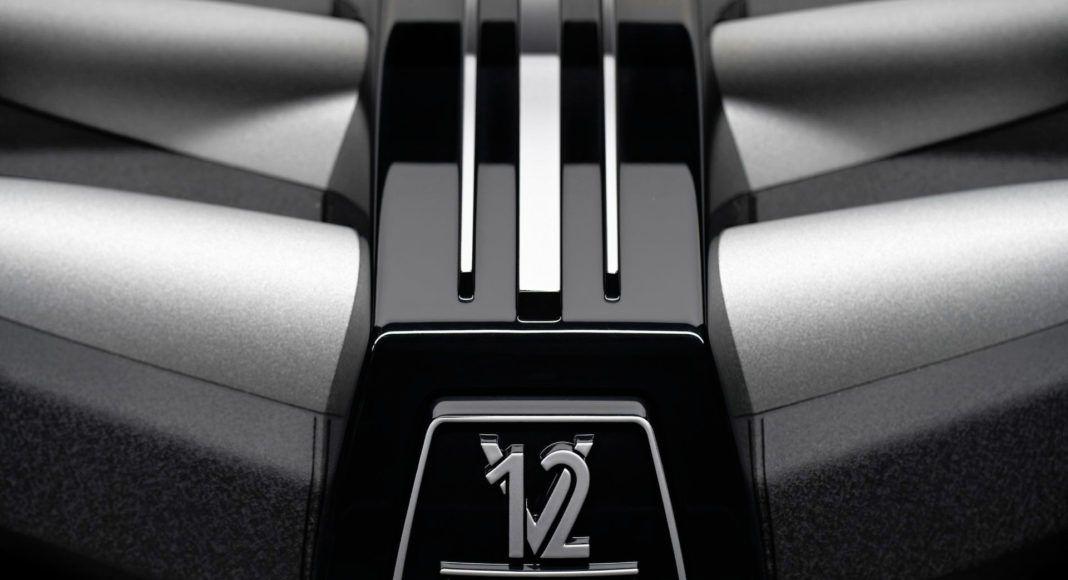 Rolls-Royce Cullinan - silnik