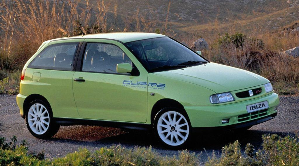 Seat Ibiza II Cupra GTI
