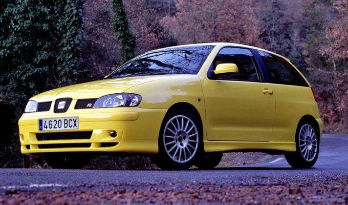 Seat Ibiza II Cupra R