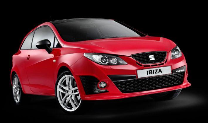 Seat Ibiza IV Cupra
